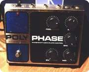 Electro Harmonix POLY PHASE Phase Shift And Envelope Control 1981