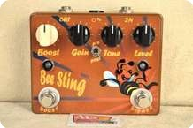 Vie Pedals Bee Sting Modern Distortion Booster