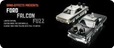 DrNoEffects Ford Falcon Fuzz Silver