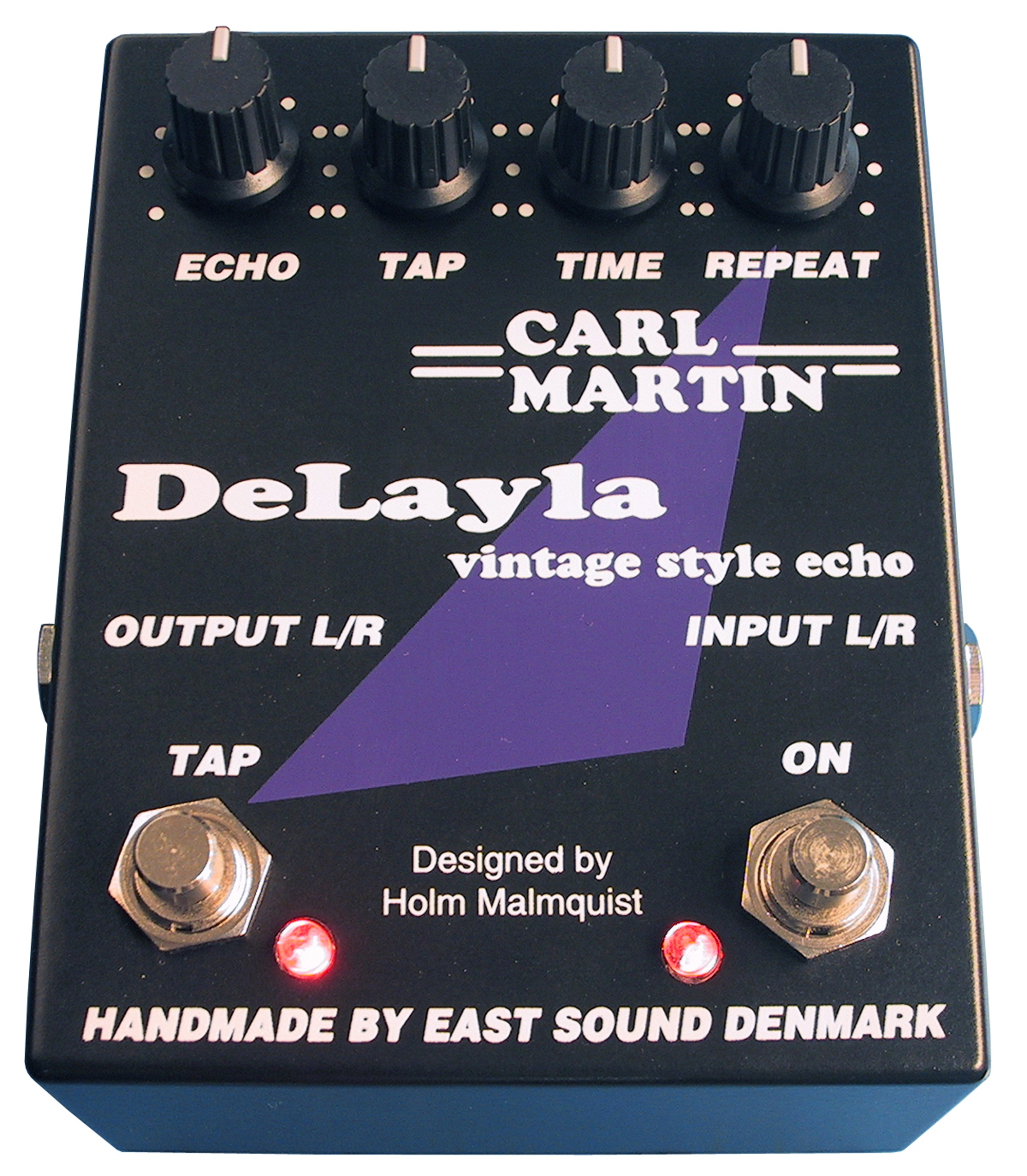 carl martin delayla 2010 39 s effect pedal for sale carl martin. Black Bedroom Furniture Sets. Home Design Ideas
