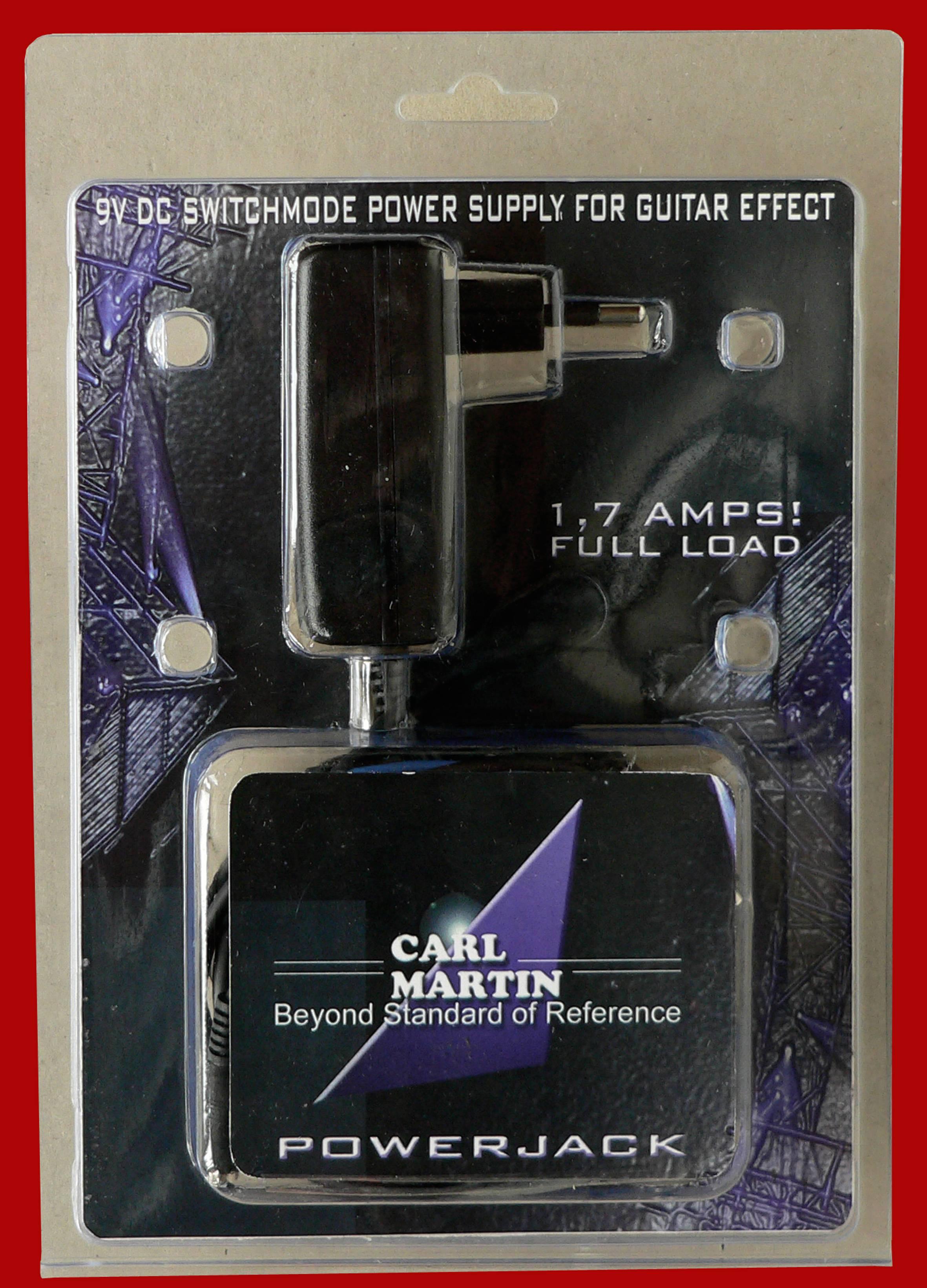 carl martin powerjack 2010 39 s effect pedal for sale carl martin. Black Bedroom Furniture Sets. Home Design Ideas