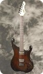 Schloff Guitars Incas 2006 Dark Redburst