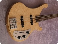 Schloff Guitars Rocktyfier 4 string 2005 Natural