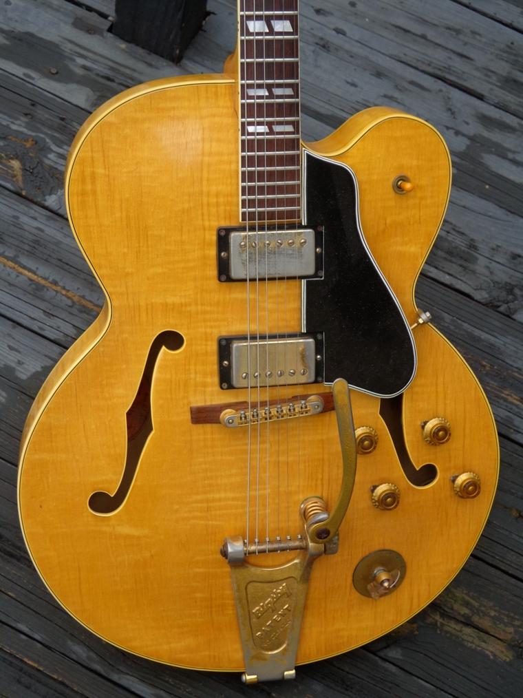 gibson es 350t 1959 blonde guitar for sale guitarbroker. Black Bedroom Furniture Sets. Home Design Ideas