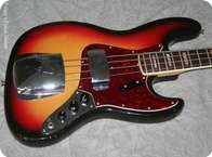 Fender Jazz Bass 1972 Sunburst