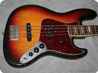 Fender Jazz Bass 1973 Sunburst