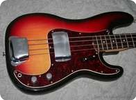 Fender Precision Bass 1973 Sunburst