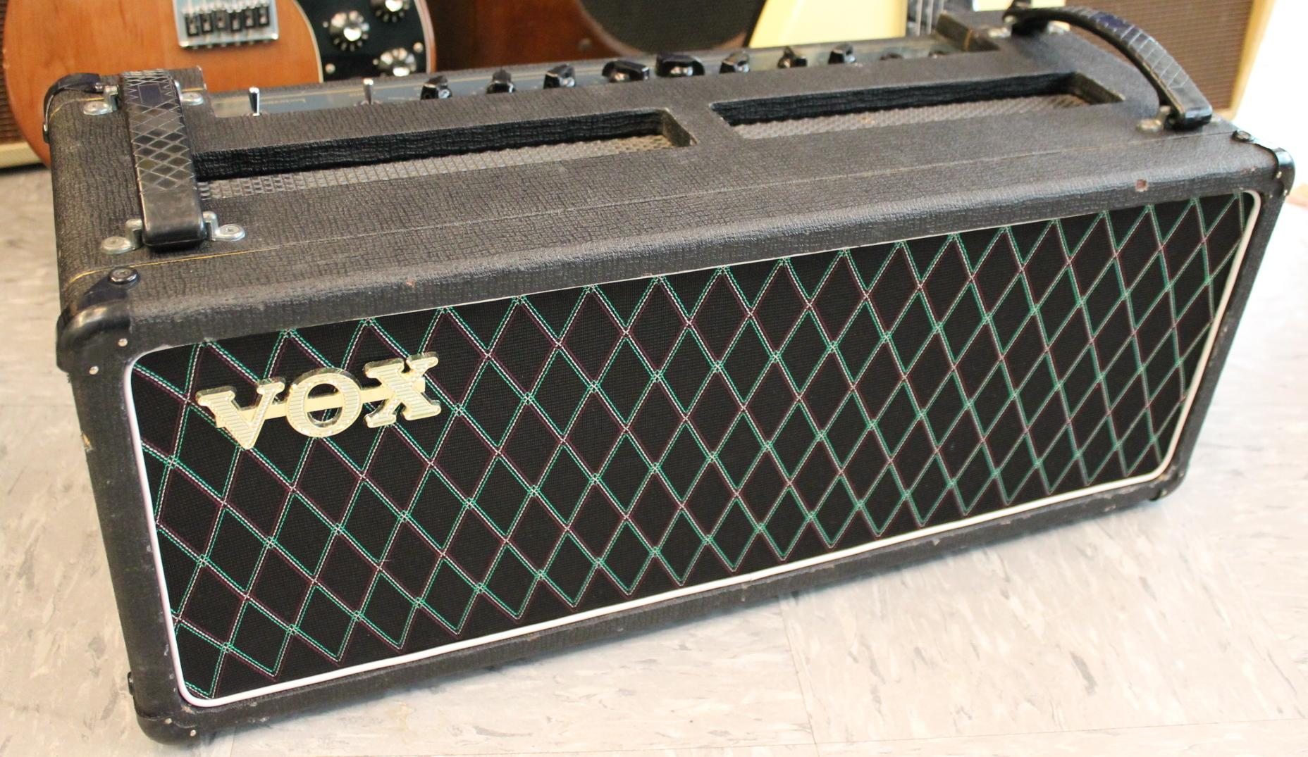 vox lead v125 1980 39 s amp for sale kitarakuu. Black Bedroom Furniture Sets. Home Design Ideas