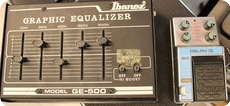Ibanez GE 500 Graphic Equalizer
