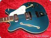 Fender Coronado II 1966 Lake Placid Blue