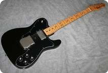 Fender Telecaster Custom 1974 Black