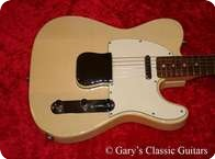 Fender Telecaster 1974 See Thru Blonde