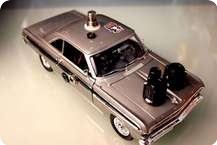 Dr NO Vintage Effects FORD FALCON SILVER LIMITED EDITION 2013 SILVER