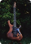 Schloff Guitars Incas 1993 Natural