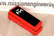 Mission Engineering SP1 Expression Pedal Red