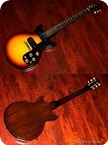 Gibson Melody Maker D 1963 Sunburst