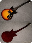 Gibson Melody Maker 1964 Tobacco Sunburst