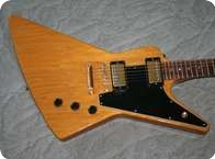 Gibson Explorer Custom Shop Limited Edition 1983 Korina