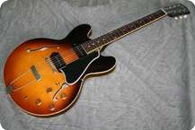 Gibson ES 330 TDC Custom Shop 2012 Sunburst