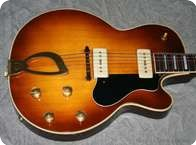 Guild Aristocrat M 75 1958 Cherry Sunburst