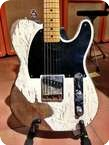 MJT Guitars Esquire Blonde Relic