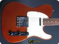 Fender Telecaster 1971 Candy Apple Red