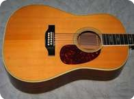 Martin D 12 35 Bicentennial Limited Edition 1976 Natural