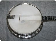 Bacon Banjo Co BD Special No.1 Tenor Banjo 1929