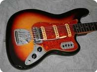 Fender Bass VI 1964 Sunburst