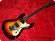 Mosrite Ventures Mark I 1964 Sunburst