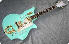 National Glenwood Model 99 1964 Seafoam Green