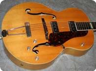 Gretsch 6187 8 Electromatic 1954 Blonde