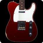 Fender Custom Shop 61 Telecaster Candy Apple Red