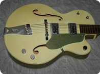 Gretsch Double Anniversary 1959 Two Tone Green