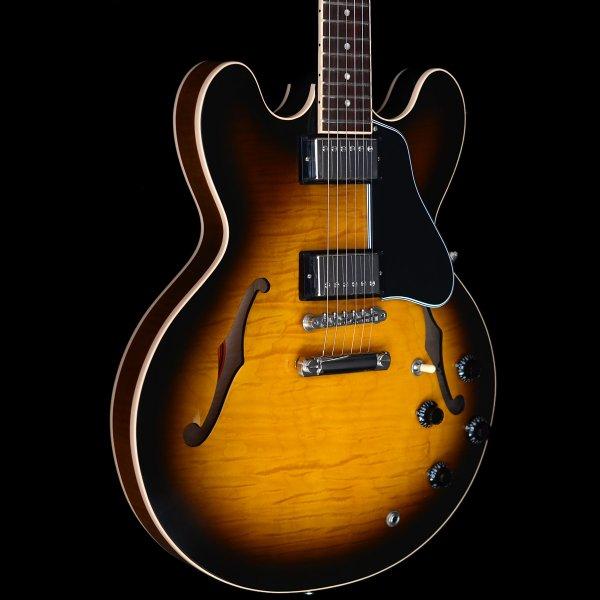 gibson es 335 dot 2004 vintage sunburst guitar for sale tone world. Black Bedroom Furniture Sets. Home Design Ideas