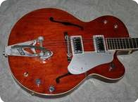 Gretsch Tennessean 1962 Cherry Walnut