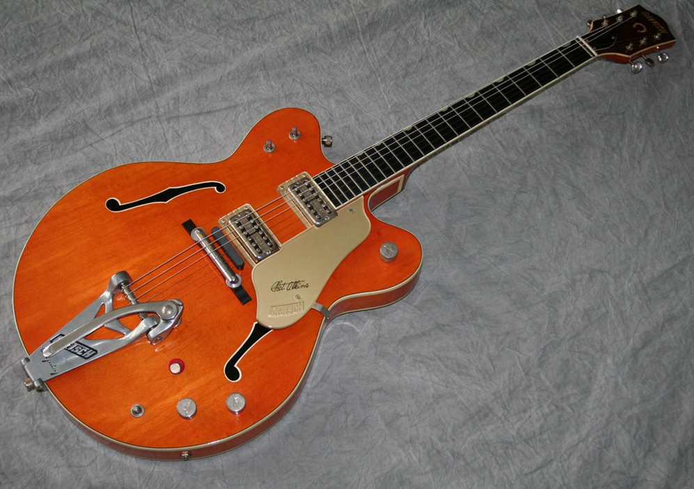 Gretsch 6120 For Sale : gretsch 6120 1963 western orange guitar for sale garys classic guitars ~ Hamham.info Haus und Dekorationen