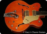 Gretsch 6120 1965 Western Orange