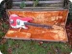 Fender Precision 1963 Fiesta Red