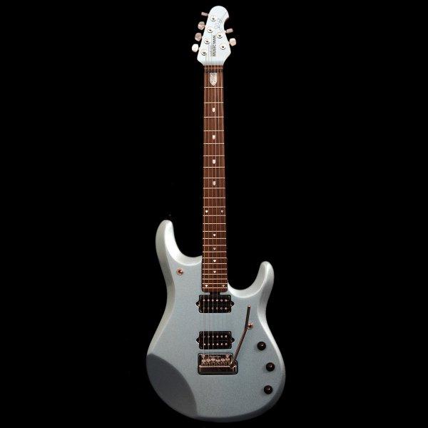 music man jp6 john petrucci signature model 2010 39 s ice blue guitar for sale tone world. Black Bedroom Furniture Sets. Home Design Ideas