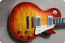 Custom Les Paul 2007 Sunburst
