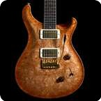 PRS Custom 24 Burst Burl Maple