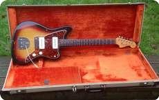 Fender Jazzmaster 1963 Sunburst