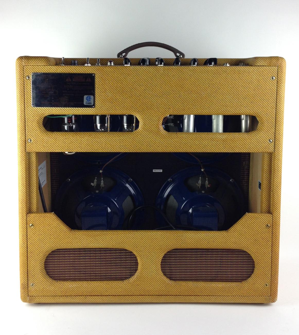 fender 39 59 bassman reissue 2000 39 s tweed amp for sale thunder road guitars. Black Bedroom Furniture Sets. Home Design Ideas
