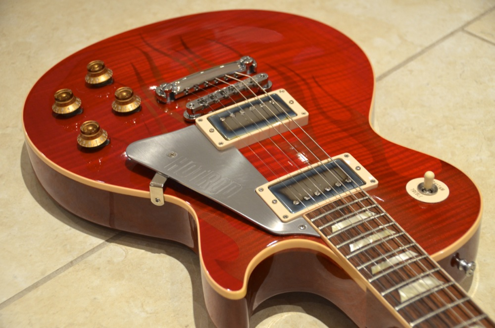 Dating custom shop gibson