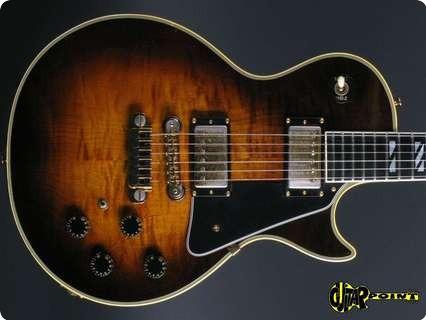Gibson Les Paul 25/50 Anniversary Custom 1979 Tobacco Sunburst
