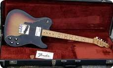 Fender TELECASTER CUSTOM 1974 Sunburst
