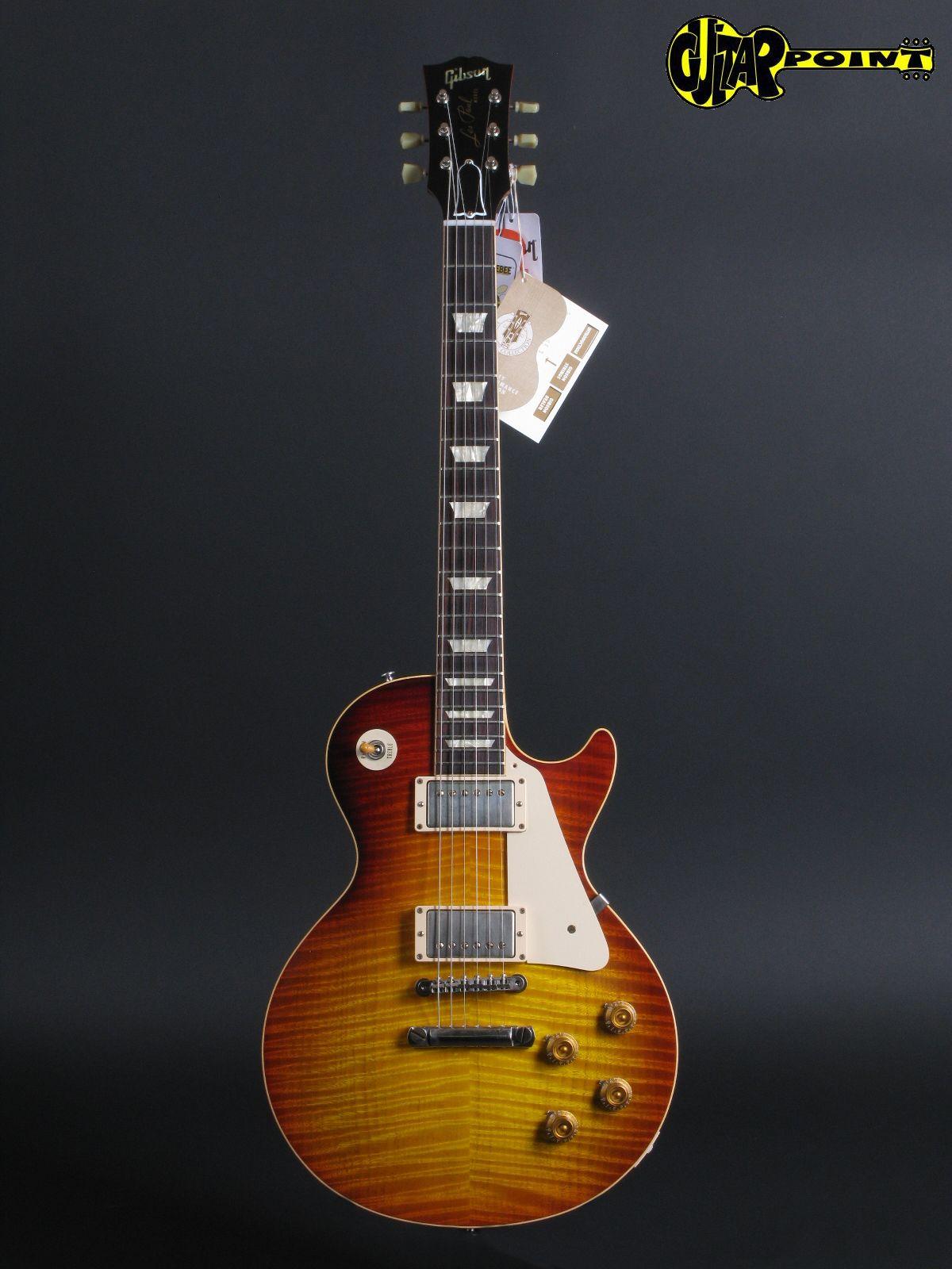 gibson 1959 les paul reissue 2013 specs 2012 bloomfield burst guitar for sale guitarpoint. Black Bedroom Furniture Sets. Home Design Ideas