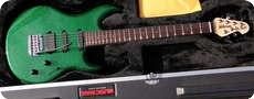 Music Man PDN Emerald Sparkle Luke II Steve Lukather EMG 2013