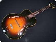 Gibson L50 1936 Sunburst